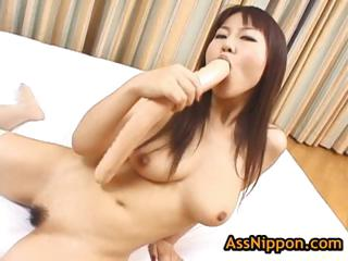 Porno Video of Amazing Rei Himekawa Gets Fucked In The Anus 1 By Assnippon