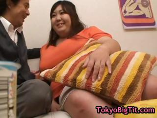 Porno Video of Fat Hitomi Matsumoto Playing With Banana 15 By Tokyobigtit