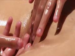 Красивый массаж голых