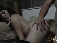 Порно видео зрелая тётка трахается с юнцом