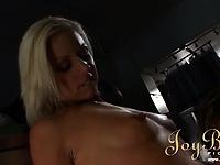 Libidinous blonde banged rough in the laundry room | Pornstar Video Updates