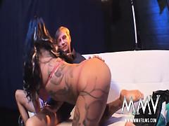 Видео на кухни порно