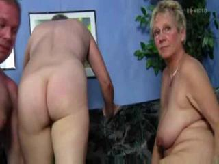 Mature women sharing a cock