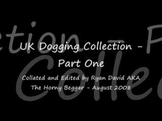 Porn Tube of British Dogging Collection Part One