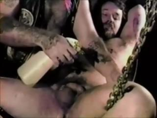 Porno Video of Extreme Retro Underground Gay Bdsm