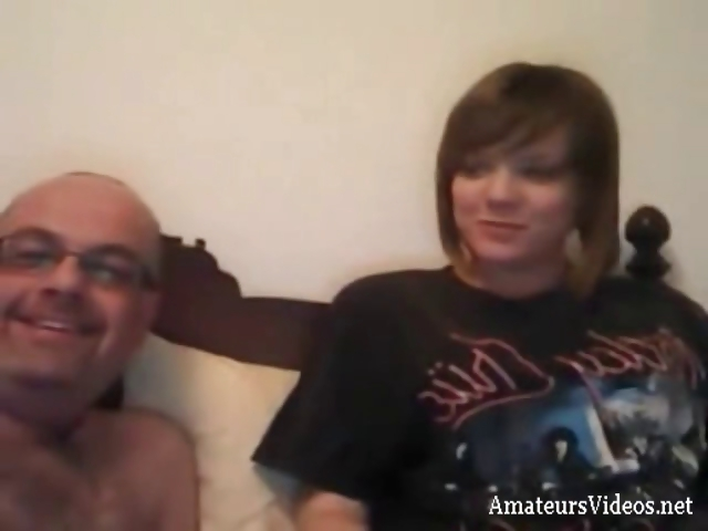 Porn Tube of Webcam Dad And Doughter Fuck