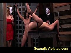 Костюмированное порно зрелых женщин с большими сиськами