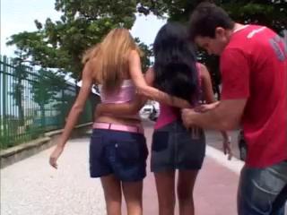 Patricia shemale threesome