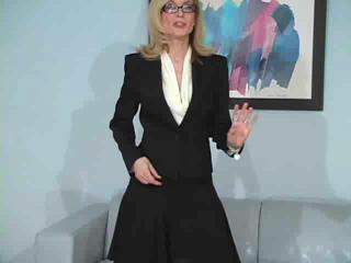 Mature nina hartley in pantyhose as never seen part 1 thenylonchannel