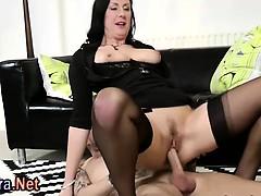 Порно онлайн красивые и зрелые мамочки