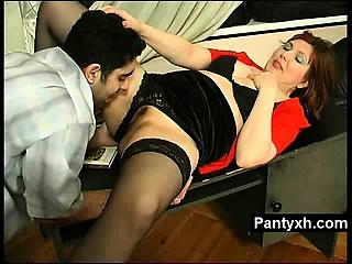 Hot Titty Pantyhose Fetish Mature Rammed