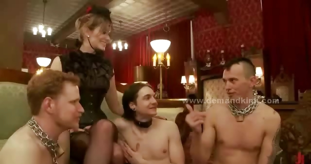 Porn Tube of Mistress Queens Gather In Group Female Domination Spanking Whiping And Extreme Fuck