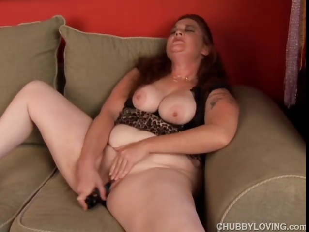 Porno Video of Chubby Redhead With Big Tits