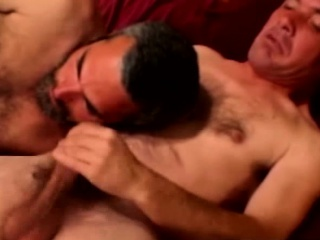 Bear redneck mature wants jizz in beard