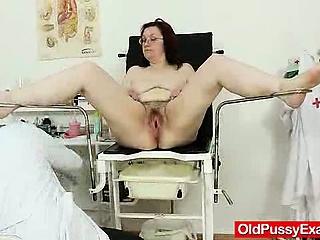 Секс со зрелой блондинкой