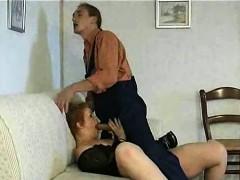 Секс машина и связанная девушка