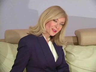 Porn Tube of Mature Nina Hartley In Pantyhose As Never Seen Part 2 Thenylonchannel