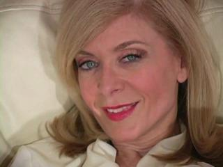 Porno Video of Mature Nina Hartley In Pantyhose As Never Seen Part 2 Thenylonchannel