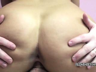 Amateur bubble butt 039s first dpf70 7