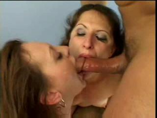 Sex Movie of Throat Fucking And Cum Swapping