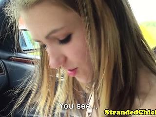 Девушка трахает страпоном гея смотреть порно