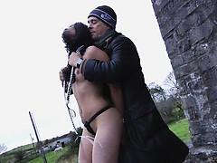 Порно дамы в поясе и чулках