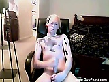 Gay cock That is until he commences touching his bone throug
