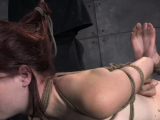 BDSM fetish Ashley Lane maledom caned rough