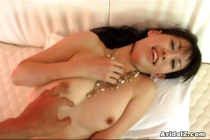 Porno Video of Innocent Looking Asian Teen In Gorgeous Lingerie