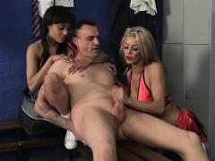 Порно пожарницами