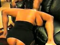 Большой черный девушка, имеющих секс