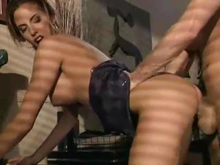 Porno Video of Sondra Hall