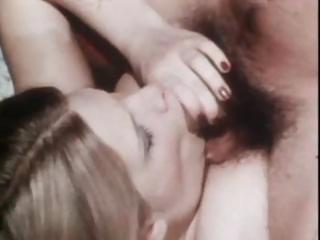 Vintage movie clip with Debbie Truelove in Weekend Cowgirls
