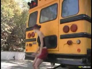 Porn Tube of Fucked Behind A Bus