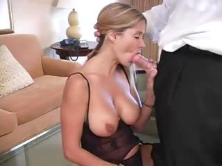 Sex Movie of Gorgeous Blonde Mom Craves Cock Like A Girl