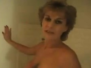 Mature Blonde Woman Fucked In The Ass