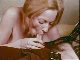 Vintage porn with these porn stars sucking and fucking hard cock
