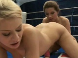 Blonde Girl Gets Her Pussy Played With