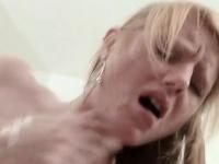 Смотреть порно видео монстры ебут девок