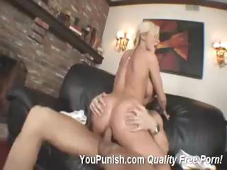 Porn Tube of Bree Olson First Anal Scene