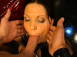 Русское домашнее групповое порно
