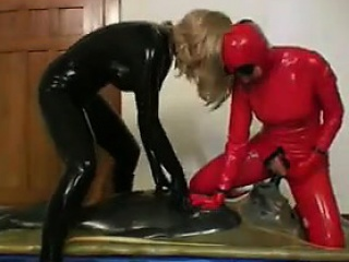 Housewives With A Latex Fetish