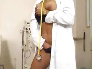 Sex Movie of Brunette Nurse Takes Care Of Her Patient In The Best Of Ways