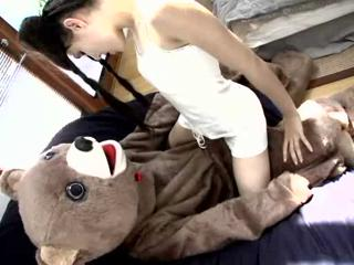 Sasha Grey Fucked By A Bear