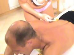 Видео интимных массажов