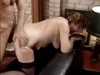 Porno Video of German Baroness Seducing Her Attendant