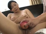 Busty mature gets busy with a young dick