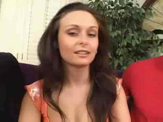 Daniella Rush Dp Creampie