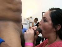 Домашний порно с трансвеститом