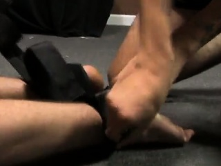 Twink sex Baretwinks heads all out in this bondage flick wit